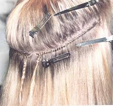 sew in hair extensions range in depending on quality and length so consult with a hairstylist before doing the deed