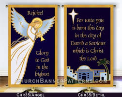 Church Banner Patterns