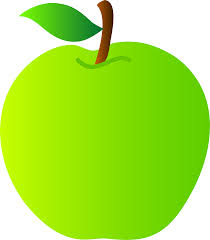 green apple clipart. green apple clipart free images 2 p