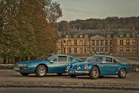 These Alpines are French National Treasures | Cars, Sports cars ...