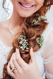 結婚式ハーフアップお呼ばれヘア集簡単アレンジを長さ別に紹介