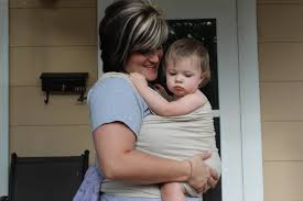 Osnaburg Wrap for Babywearing – Red Dirt Mama