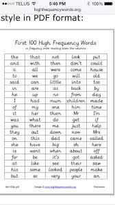 100 first sight words | Learning is FUN | Pinterest | Phonics ...