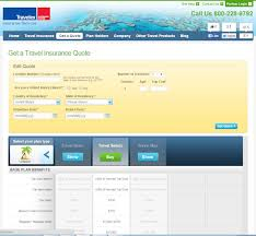 travelex insurance compare