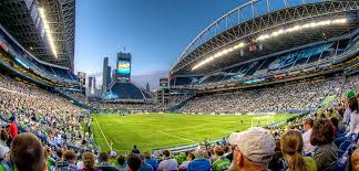 Seattle Sounders Seating Chart With Rows Seattle Sounders Fc Tickets Vivid Seats