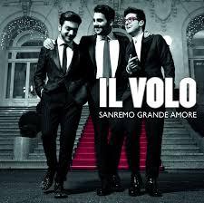 Sanremo grande amore – Il Volo – Album Cover e Tracklist – M&B Music Blog
