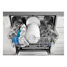 Silverware Dishwasher Wdt720padm Whirlpool Built In Integrated Control Dishwasher With