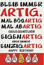 Suchergebnis Auf Amazonde Für Lustige Geburtstagskarten