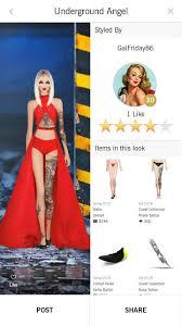 Angel Fashion Design Covet Fashion Underground Angel Fashion Covet Fashion