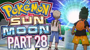 Pokemon Sun & Moon - A WORMHOLE?! (Part 28) - YouTube