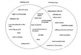 What Are The Various Parts Of The Venn Diagram Using A Venn Diagram For A Compare And Contrast Essay