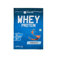 Whey Protein 1 Kg Chocolate