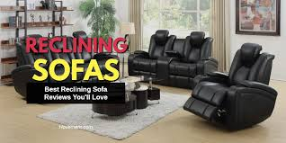 Best Reclining Sofa Reviews 2019 - Picks From Top Brands (UPDATED)