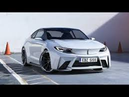 New Car Bmw Electric Car Youtube