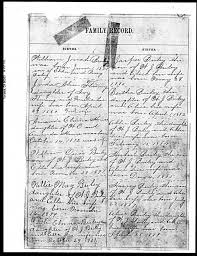 fhp_400112300_briley_0001 - Family Records Collection - North Carolina  Digital Collections