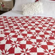 Quilt Patterns | Over 700 Free Quilt Patterns Available & Festive Hunter Star Quilt (PQ10293) Adamdwight.com