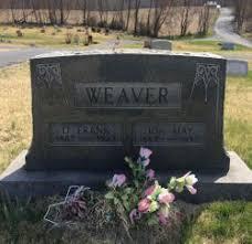 Ida May Treece Weaver (1869-1953) - Find A Grave Memorial