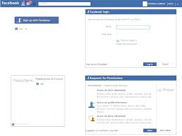 Images Of Blank Template For Project Facebook Page Students Profile