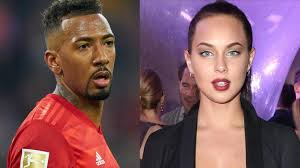 The mail have found a heartbreaking detail after interviewing a friend of kasia, lenhardt took her own life on the sixth birthday of her son noah. Jerome Boateng Smooches With Ex Gntm Candidate Kasia World Today News