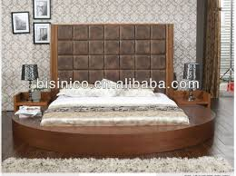 round bed furniture. contemporary round bed with solid wood frame bedroom furnituremalaysia style natural furniture
