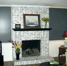 fireplace paint colors ing ing fireplace surround
