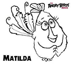 400x356 the angry birds coloring pages
