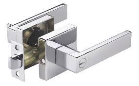 Accent CP Modern Entry Interior Door Handle Modern Home Luxury