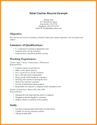 Retail Resume Objective Examples Resume Retail Resume Objective Examples For Pics Customer