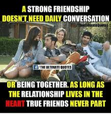 The Ultimate Quotes Of Friendship