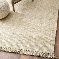 home and furniture ideas various nuloom jute rug at nuloom handmade eco natural fiber chunky