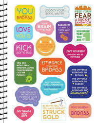 At A Glance Academic Planner 2020 17 2020 You Are A Badass Organized Living Monthly Weekly Planner