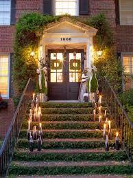 Original Brian Patrick Flynn Holiday House Front Entryway Night Vert S Rend  Hgtvcom ...