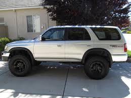 2000 Toyota 4Runner Lifted - image #7
