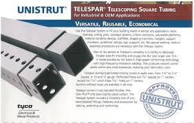 telespar telescoping 90 mph 100 mph 110 mph 120 mph square brochure aashto windloads for telespar
