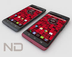 Motorola droid ultra 3D Model for Download