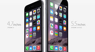 With the iPhone 6 Plus We Can Now Wel e Apple to the Modern