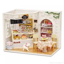 diy dollhouse furniture. S Kaiko Wood Dollhouse With Furniture Mini House Handmade DIY Kit Miniature Living Room Diy L