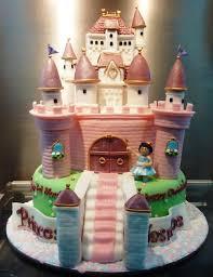 Ocs Kitchen Princess Castle Cake Cake Design Was Facebook