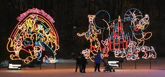 Image result for burlington lights festival