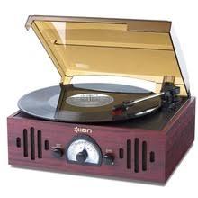 <b>Виниловый проигрыватель ION</b> TRIO LP - купить недорого в ...