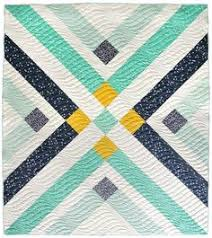 Modern Quilt Patterns Simple 48 Best Modern Quilt Patterns Images On Pinterest Modern Quilt