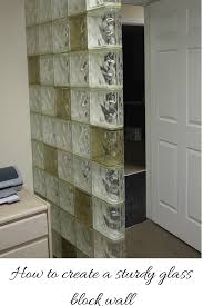 solutions to custom glass block shower installation problems