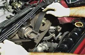 Timing Belts Interference Engines