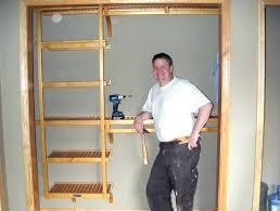 how to build closet shelves wardrobe storage systems building wardrobe shelves wardrobe shelving build custom closet