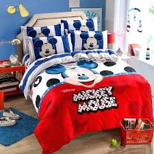 mickey mouse sheets mickey mouse bed set twin mickey mouse duvet cover set twin single size