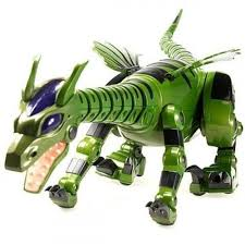 Интерактивный <b>робот</b>-динозавр <b>Feng</b> Yuan Fire Dragon 28109 ...