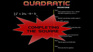 solving quadratic equations by completing the square made simple 1 2