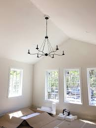 faux wood beams heights house
