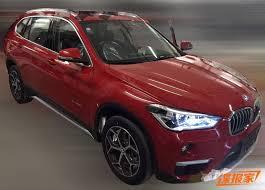 BMW X1 long-wheelbase will debut at 2016 Beijing Motor Show