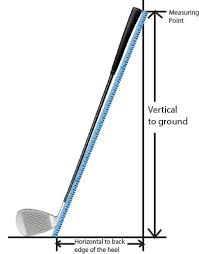 Putter Length Chart Measure Golf Club Length In 2 Proven Methods Nifty Golf